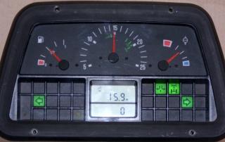 MF 4000 Instrumentenbrett