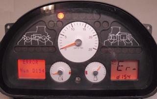 MF 6400 Intrumentenbrett