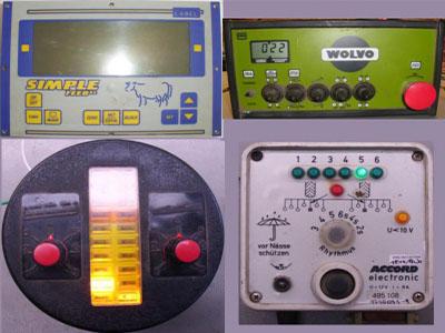 Reparatur von Sonstigen Landmaschinenelektronik